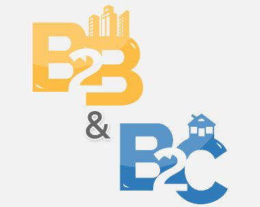 industrial marketing b2b and b2c
