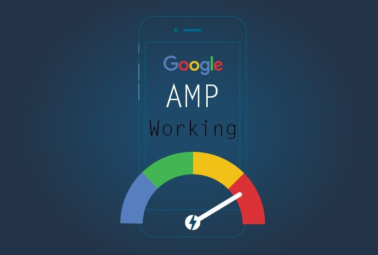 Accelerated mobile pages working