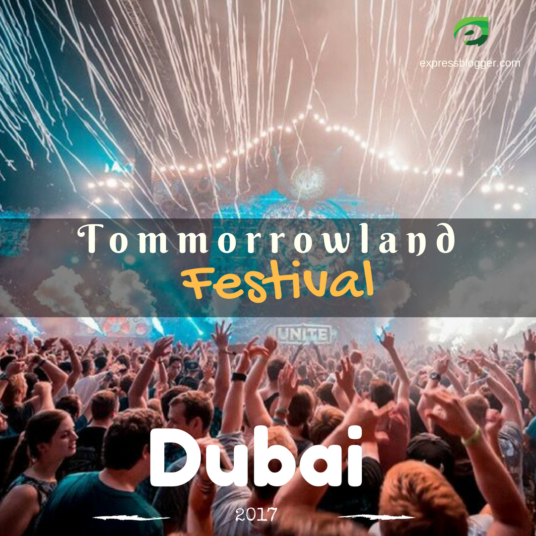 tomorrowland in dubai