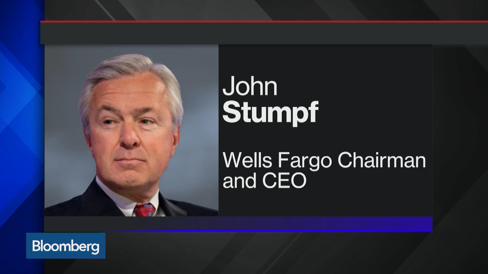 wells fargo CEO