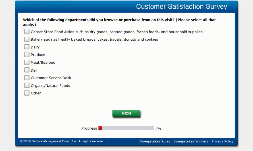 kroger feedback 50 Fuel Points