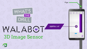 Featured image - Walabot 3D image Sensor