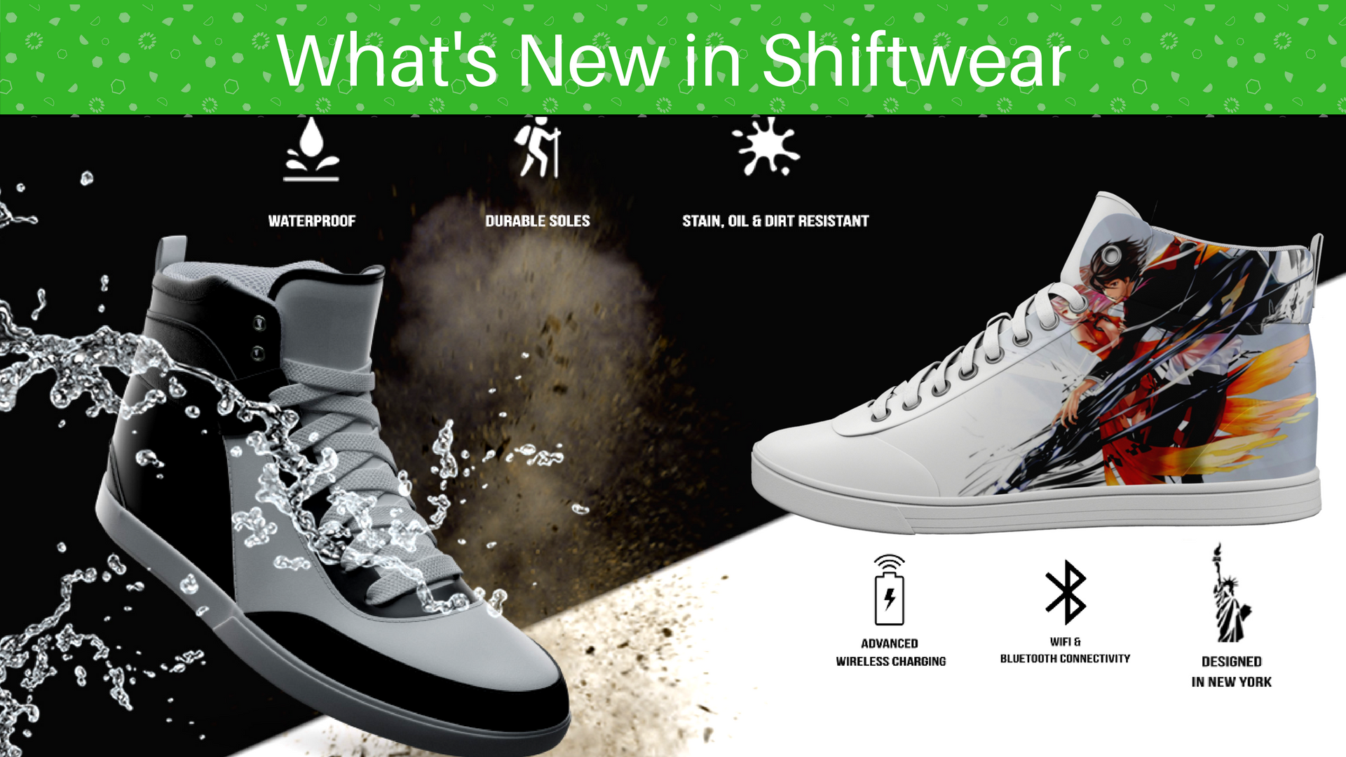 What's New - Shiftwear