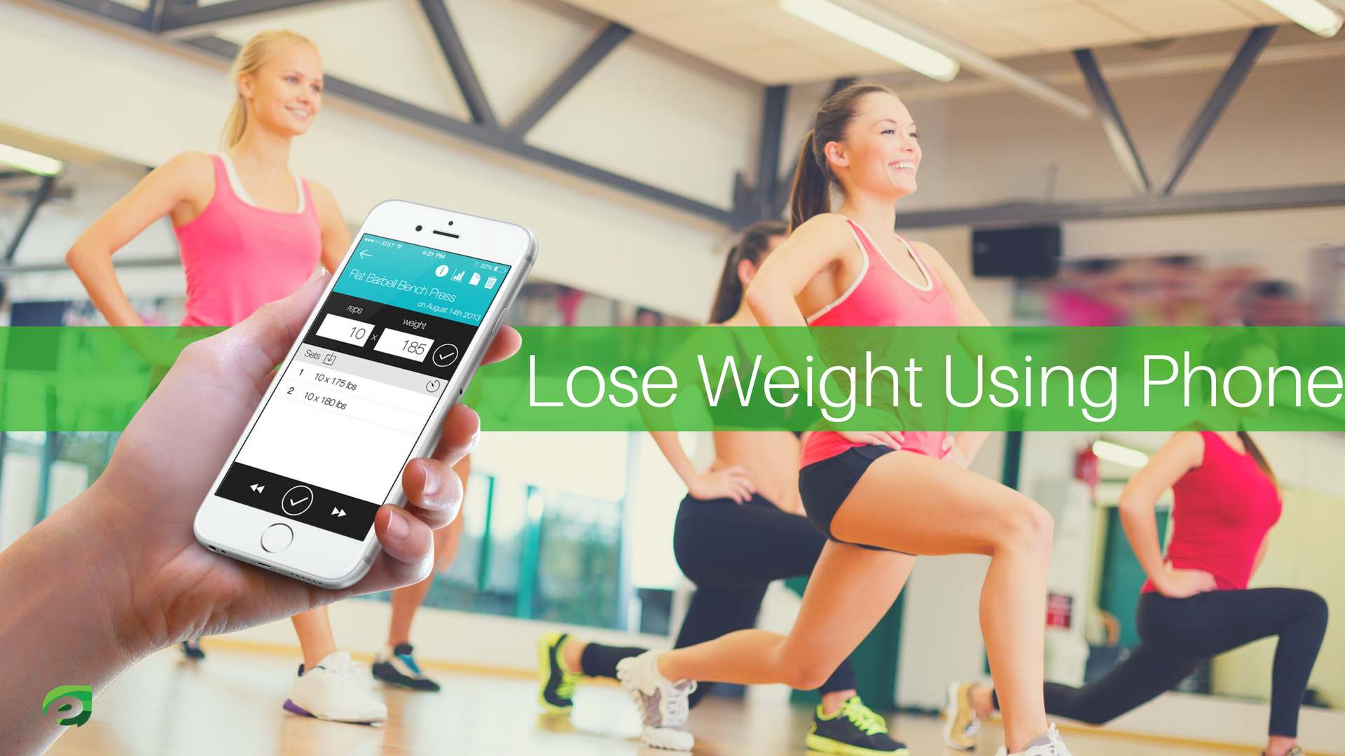 Featured image - Lose Weight using Phone
