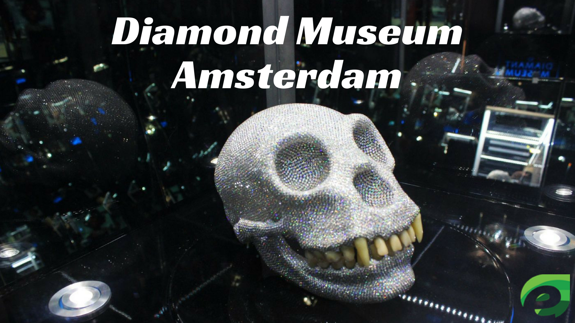 16 Places To Visit In Amsterdam- diamond meuseum