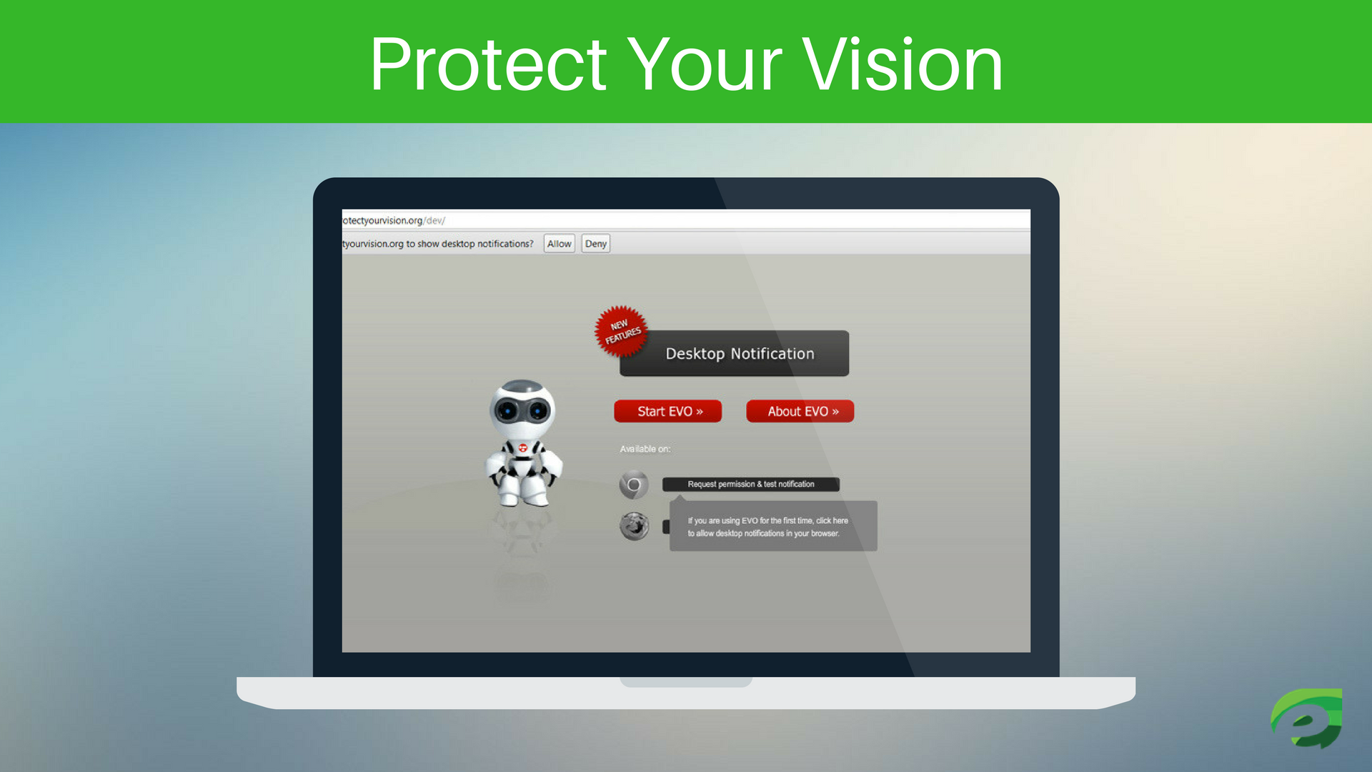 Protect Your Vision - Eye Protection Apps