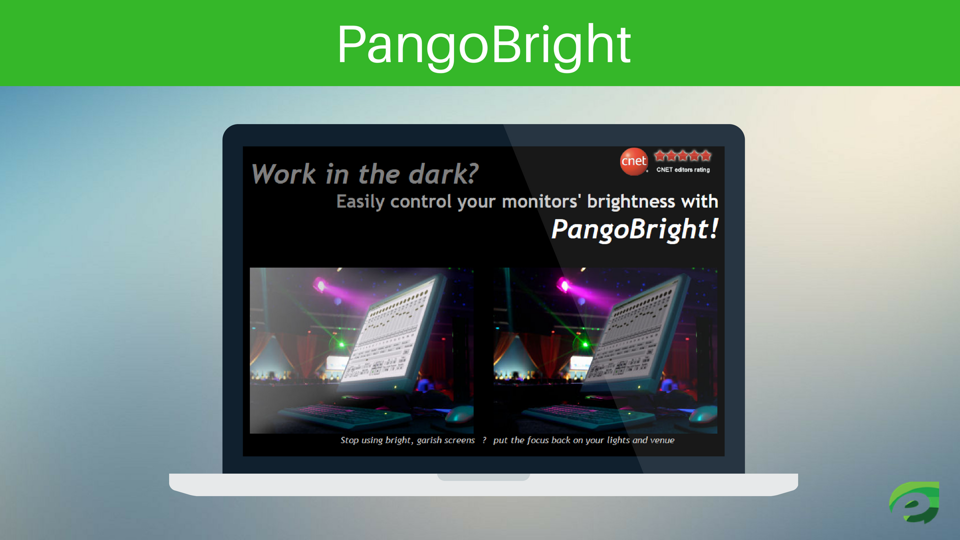 PangoBright - Eye Protection Apps