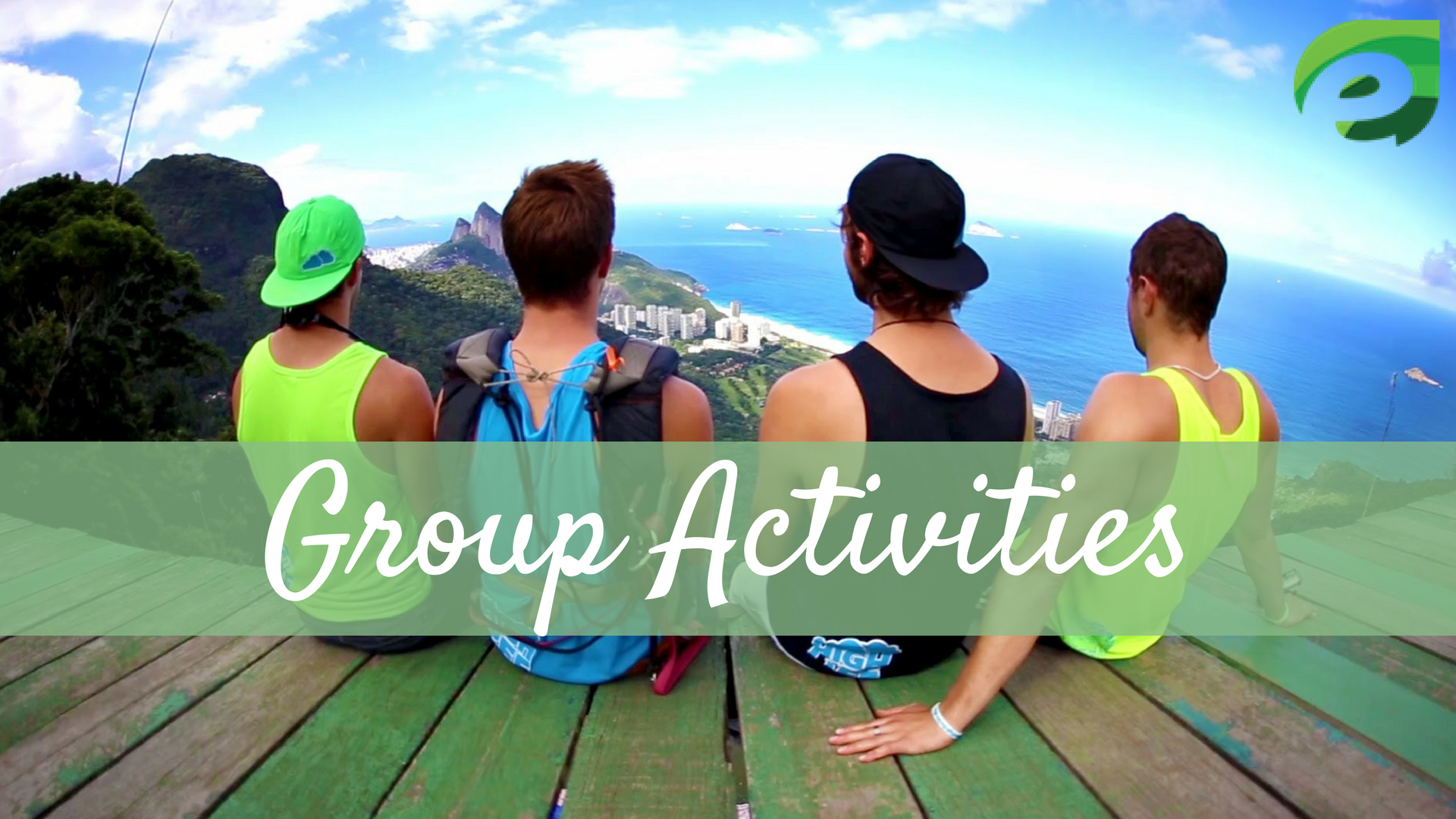 taking photos when traveling alone- group activites