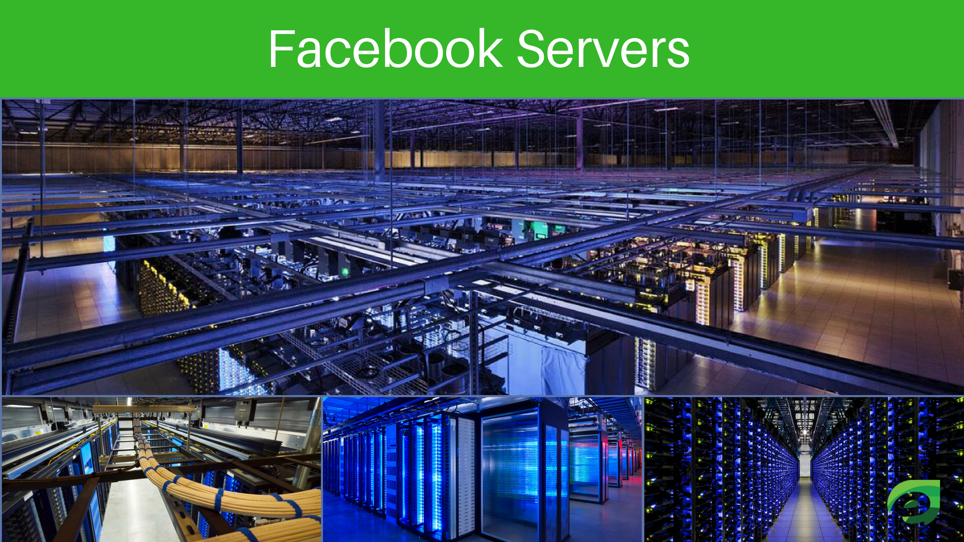 Facebook Servers - How Facebook Works