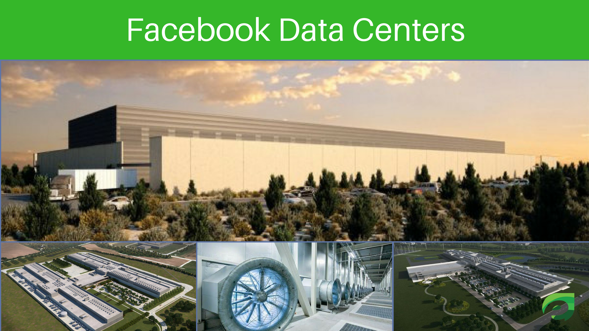 Facebook Data Centers - How Facebook Works