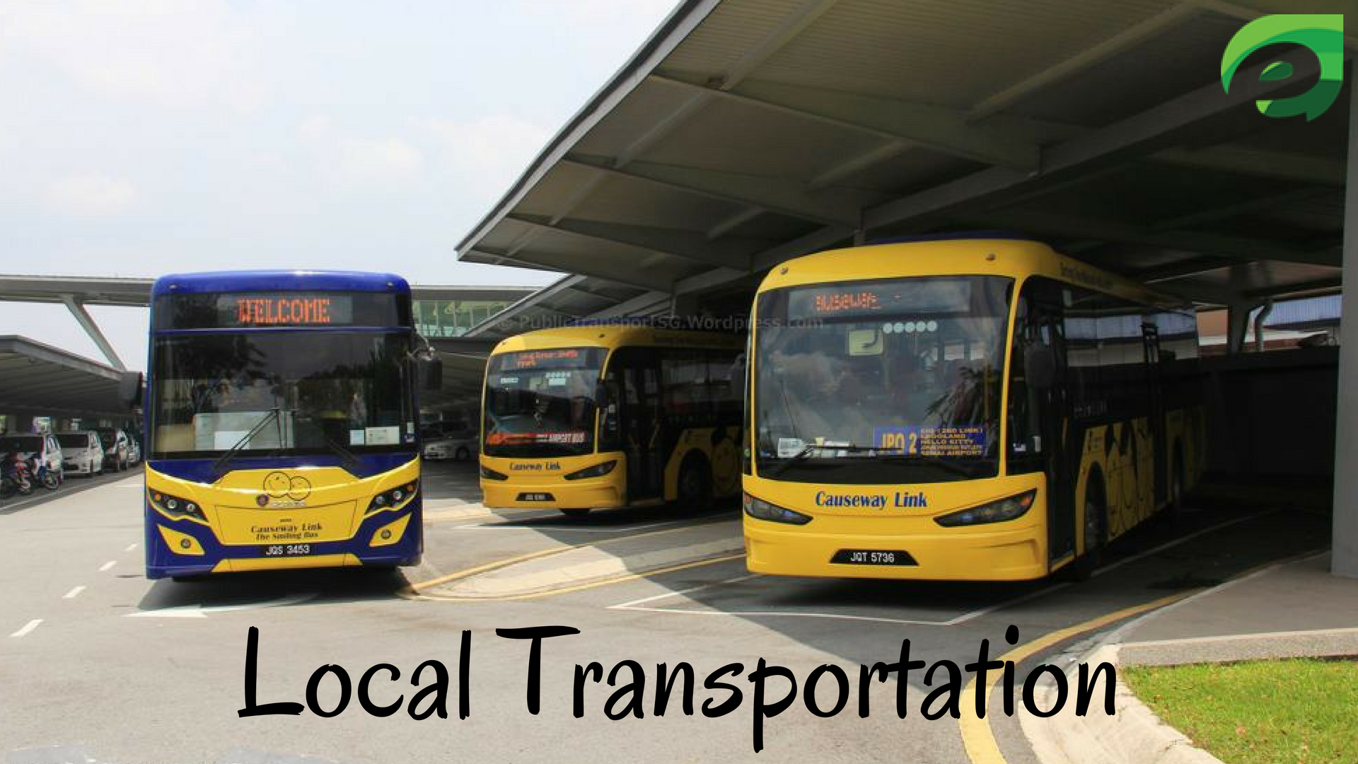 Singapore travel guide- local transport