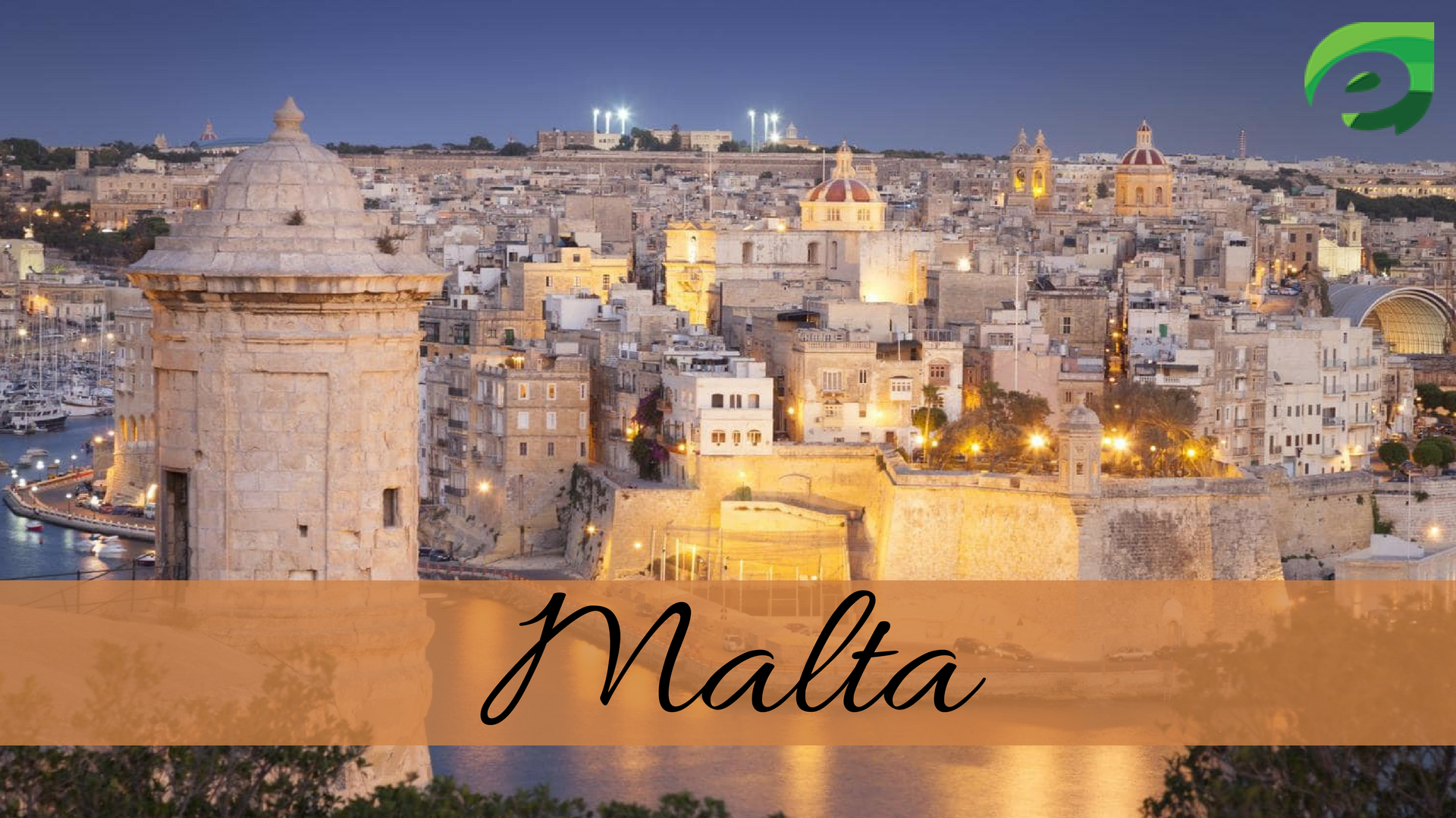small cities in Europe- Malta