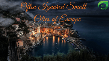 small cities in europe