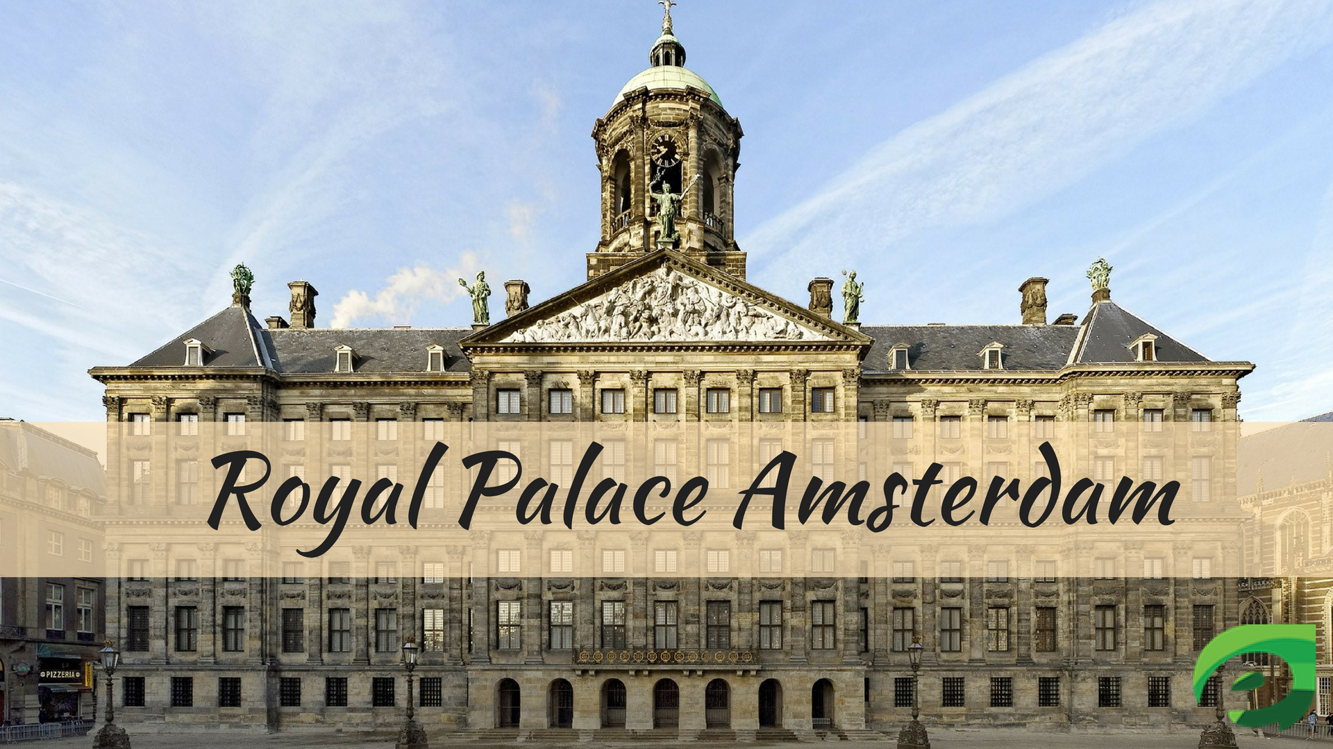 16 Places To Visit In Amsterdam- Royal palace