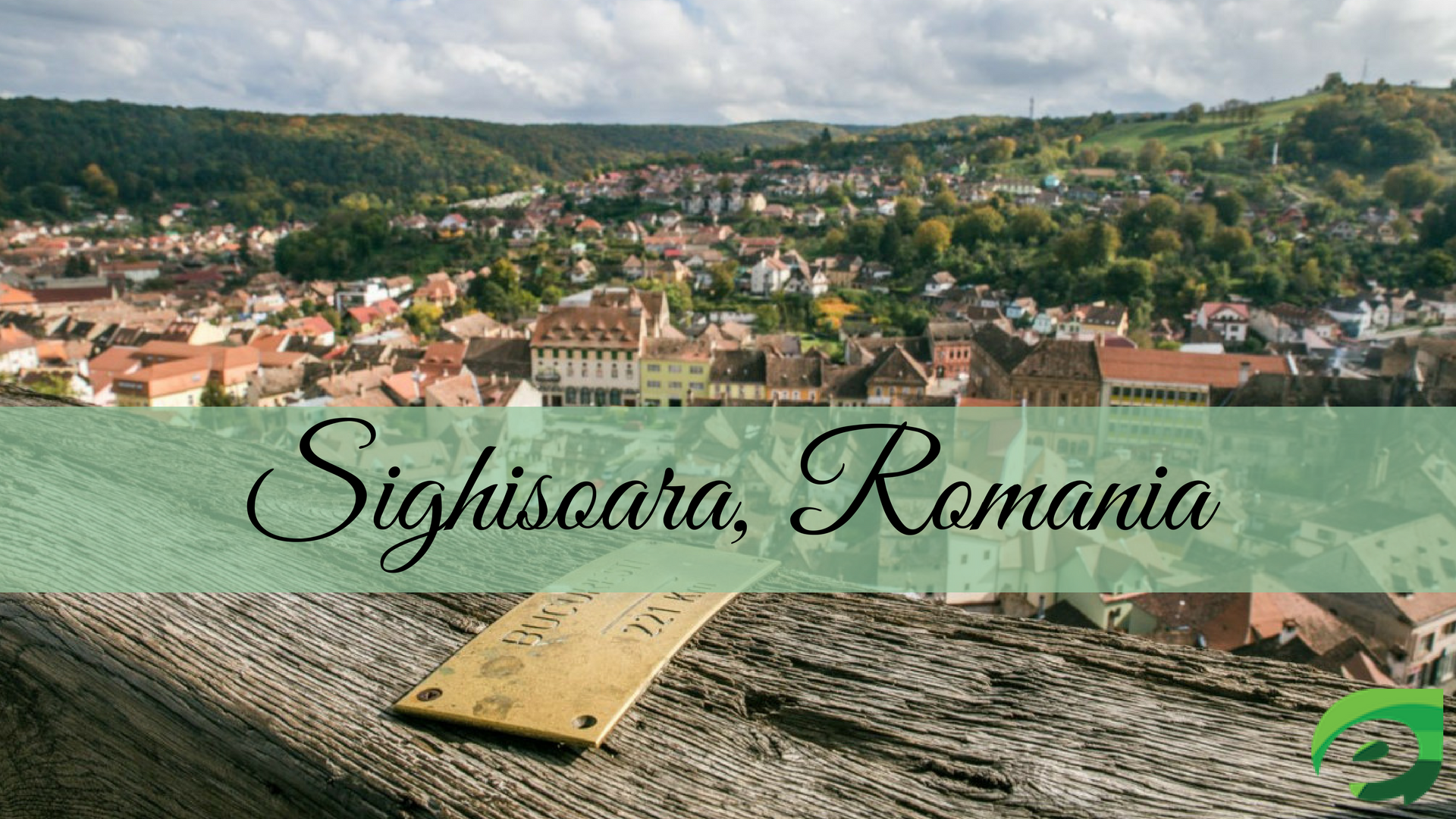 small cities of europe-Sighisoara, Romania