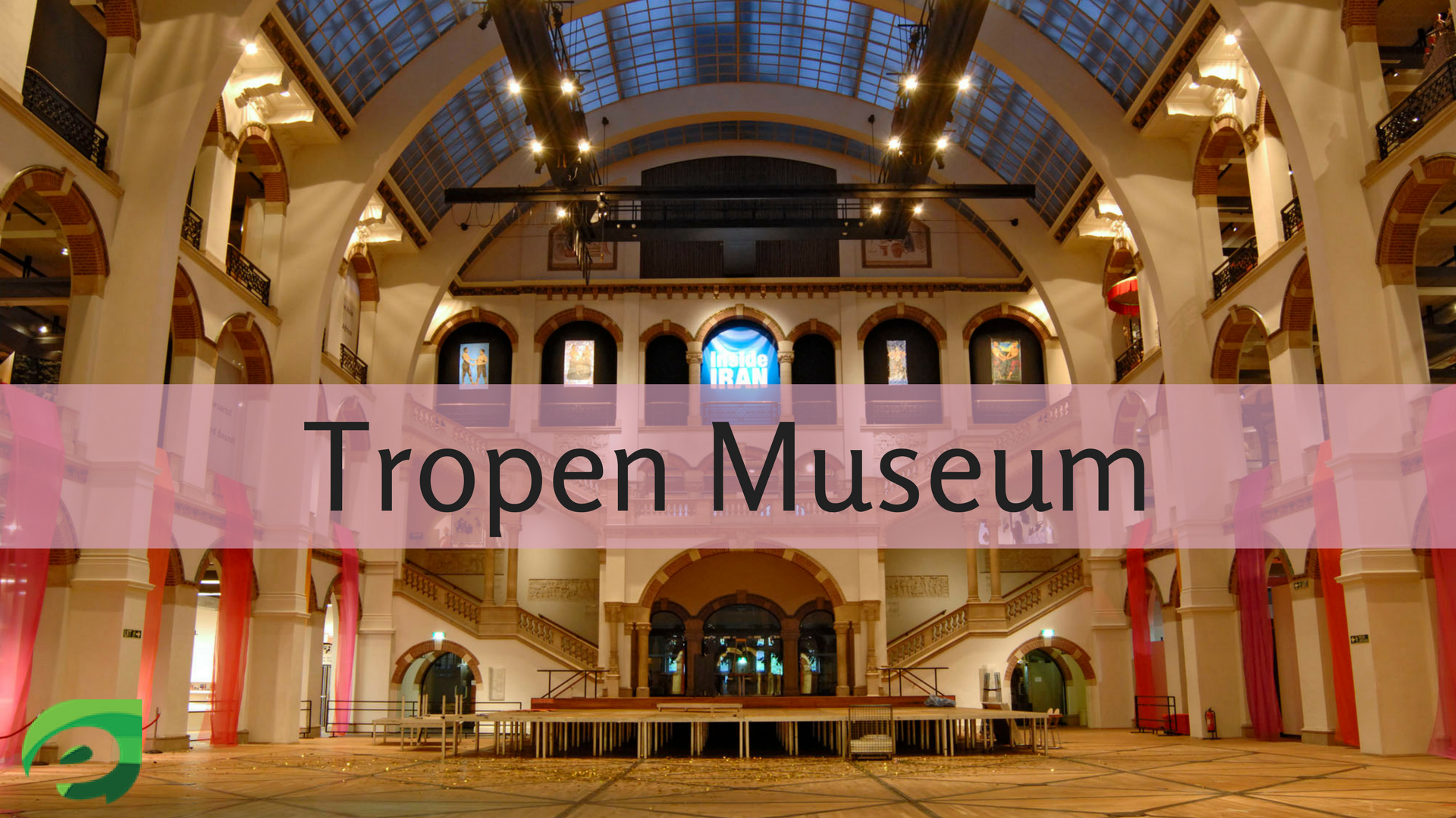 16 Places To Visit In Amsterdam- tropen museum