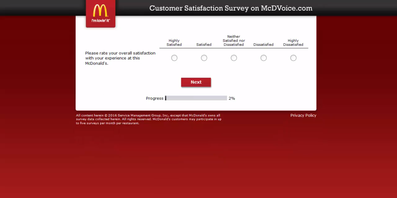 mcdvoice - question 3