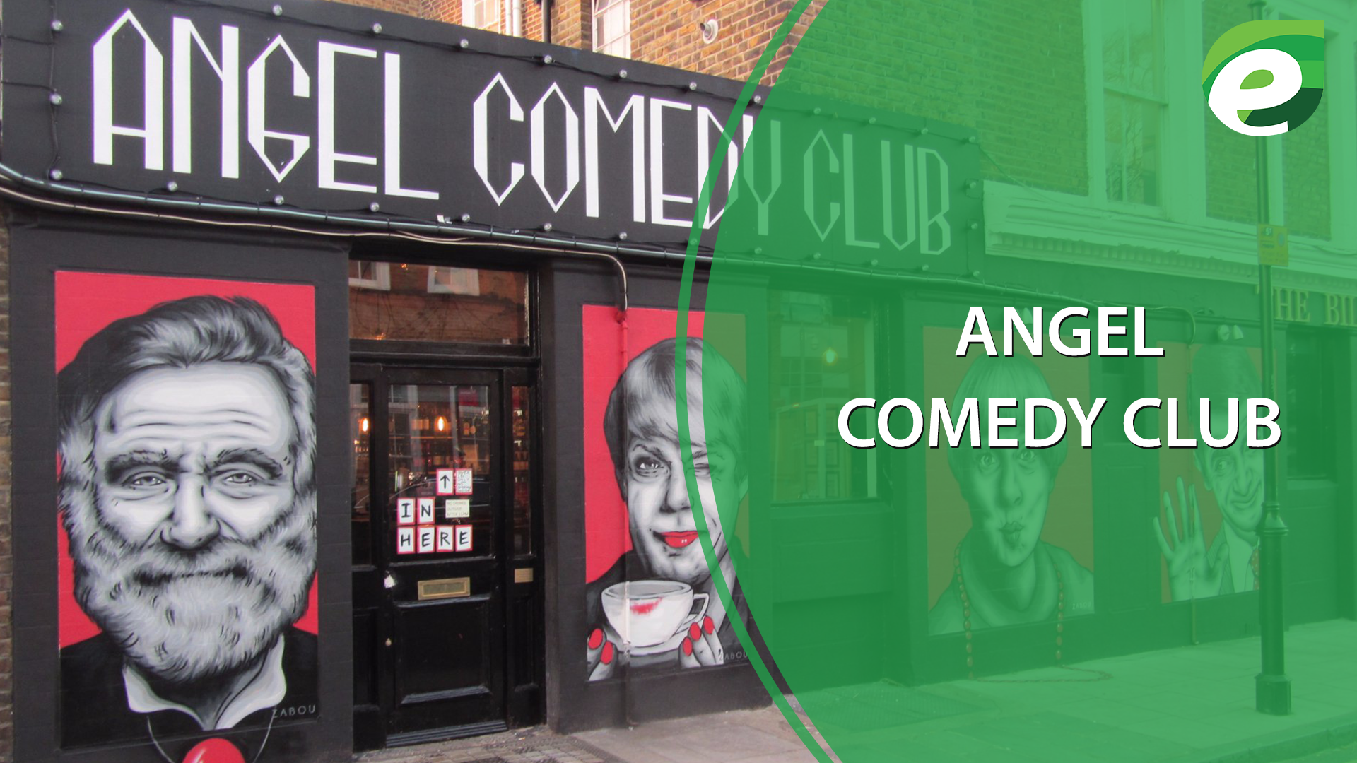 free things to do in London- Angel comedy club