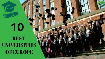 Best Universities of Europe