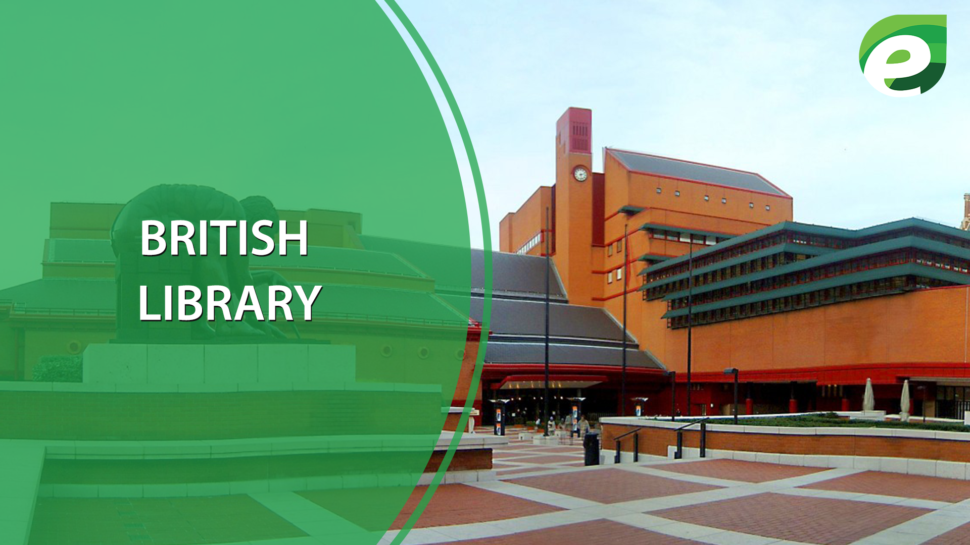 free things to do in London- British Library