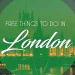 free things to do in London- featured
