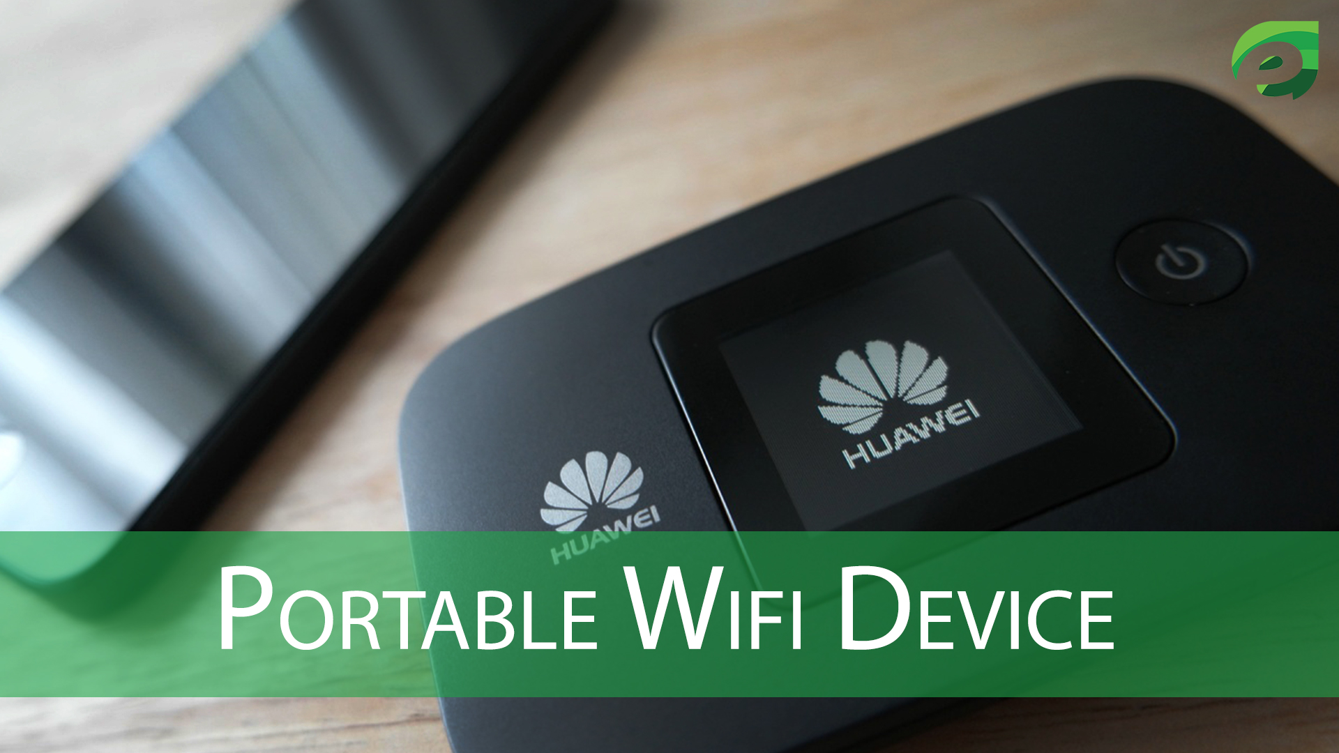 electronics to take on vacations- portable wifi