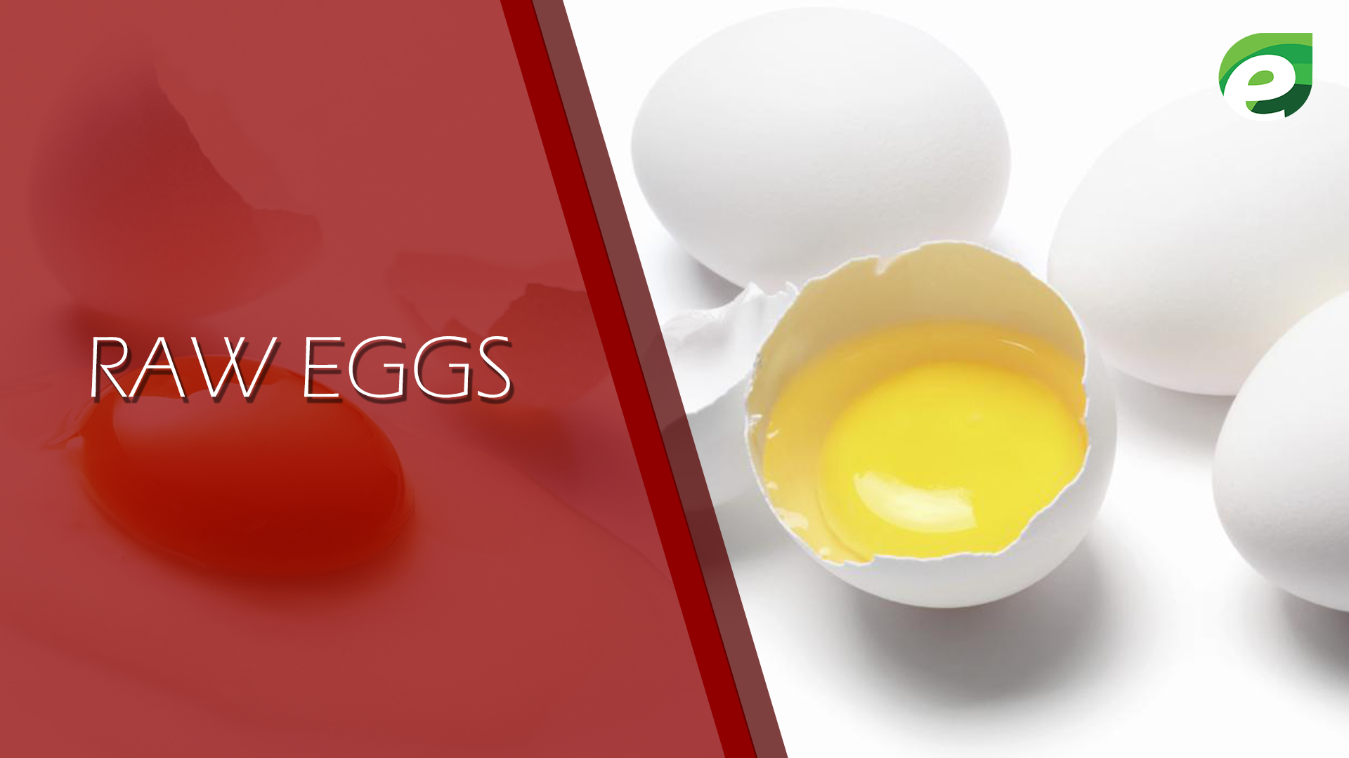 foods to avoid while traveling- raw eggs