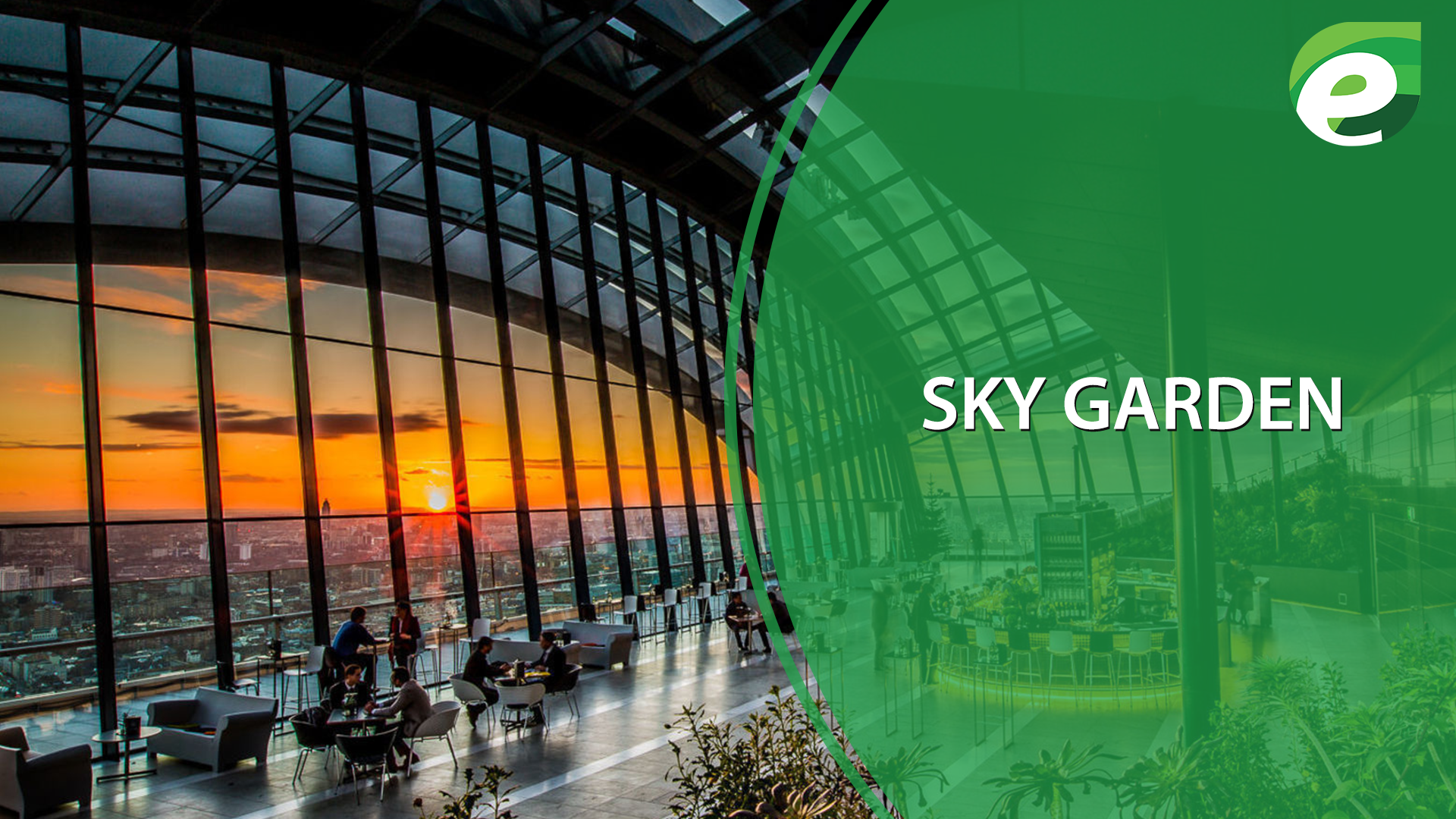 free things to do in London- Sky Garden