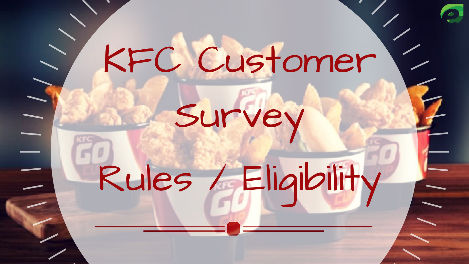 mykfcexperience - rules/eligibility