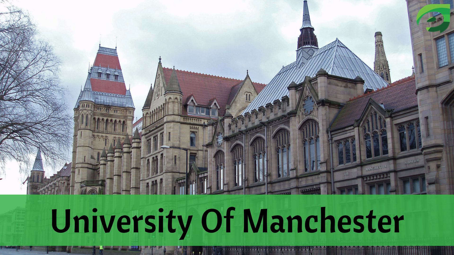 best universities in Europe- university of Manchester