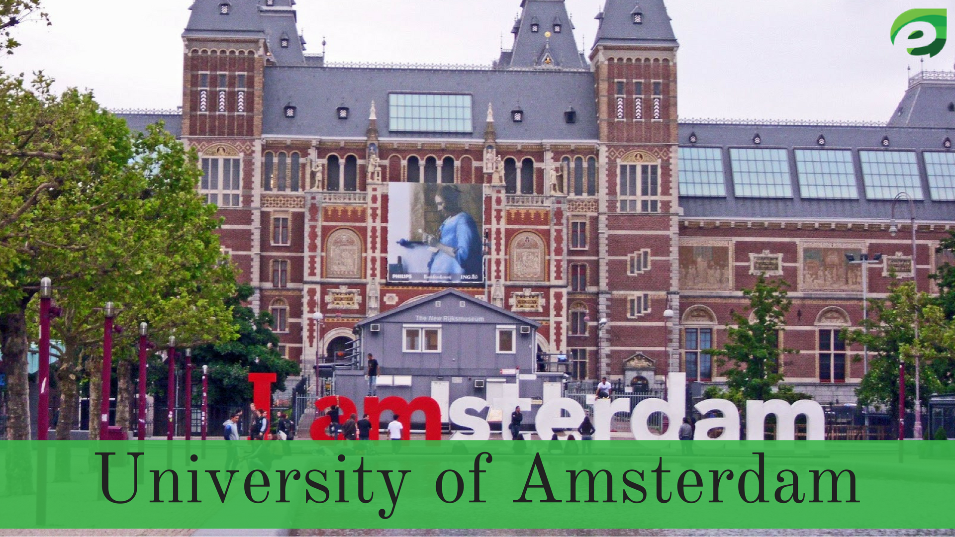 best universities in Europe- University of Amsterdam