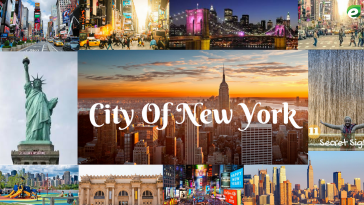 places to visit and things to do in NYC - city of newyork