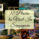 17 Places to visit in Singapore