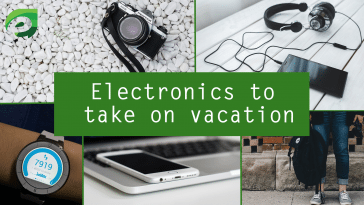 electronics to take on vacation- featured