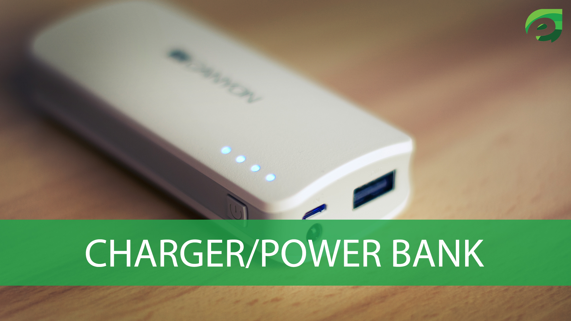 electronics to take on vacations- power bank