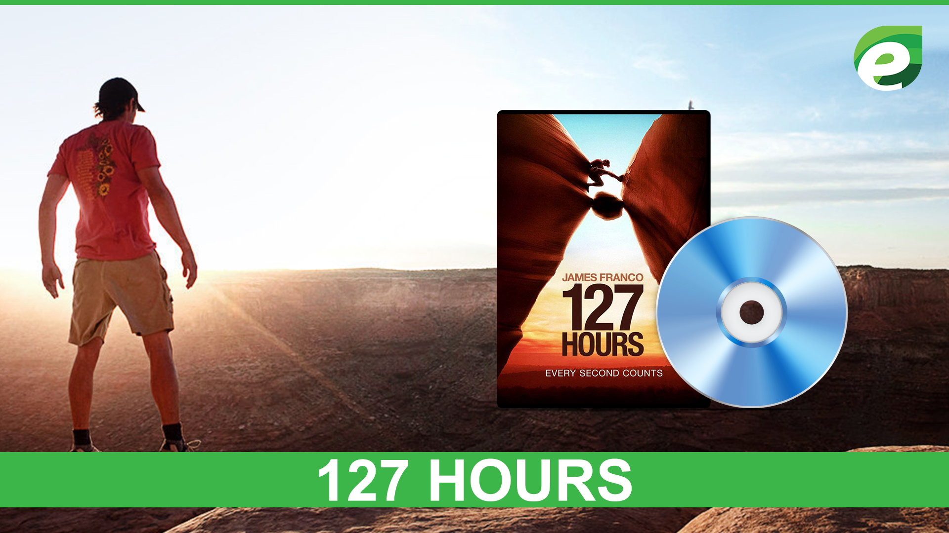 true story based movies- 127 hours