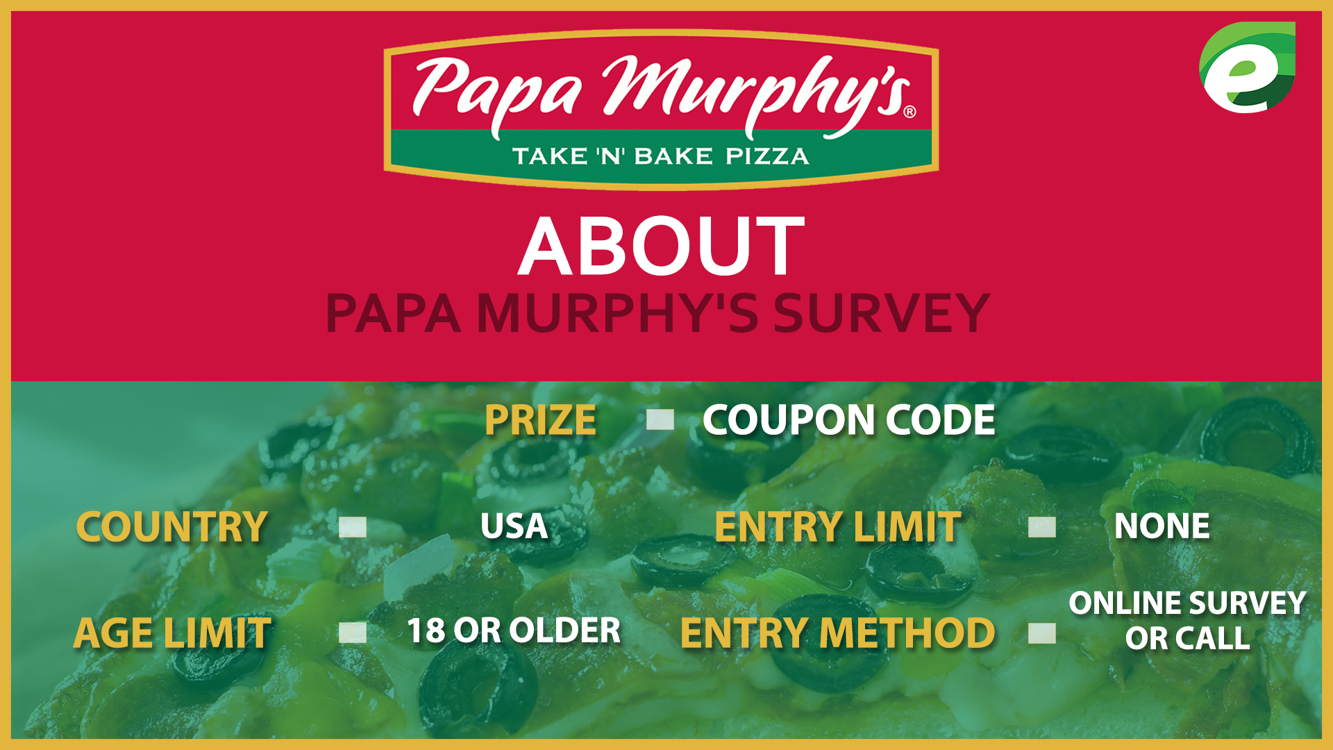 papa survey - about the survey