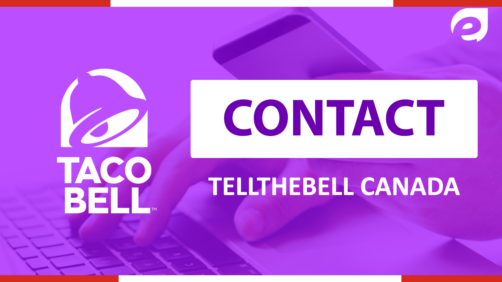 tell the bell canada - contact tacobell ca