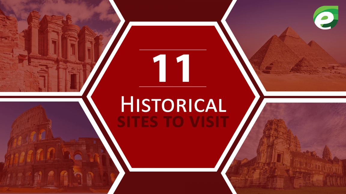 historical sites to visit in the world