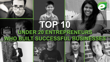 under 20 entrepreneurs- featured