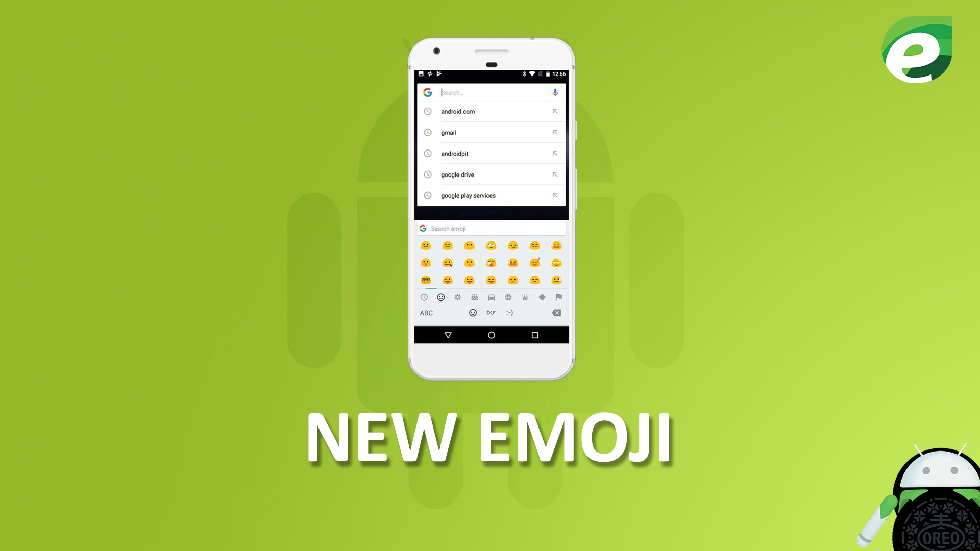 Android oreo- New Emojis