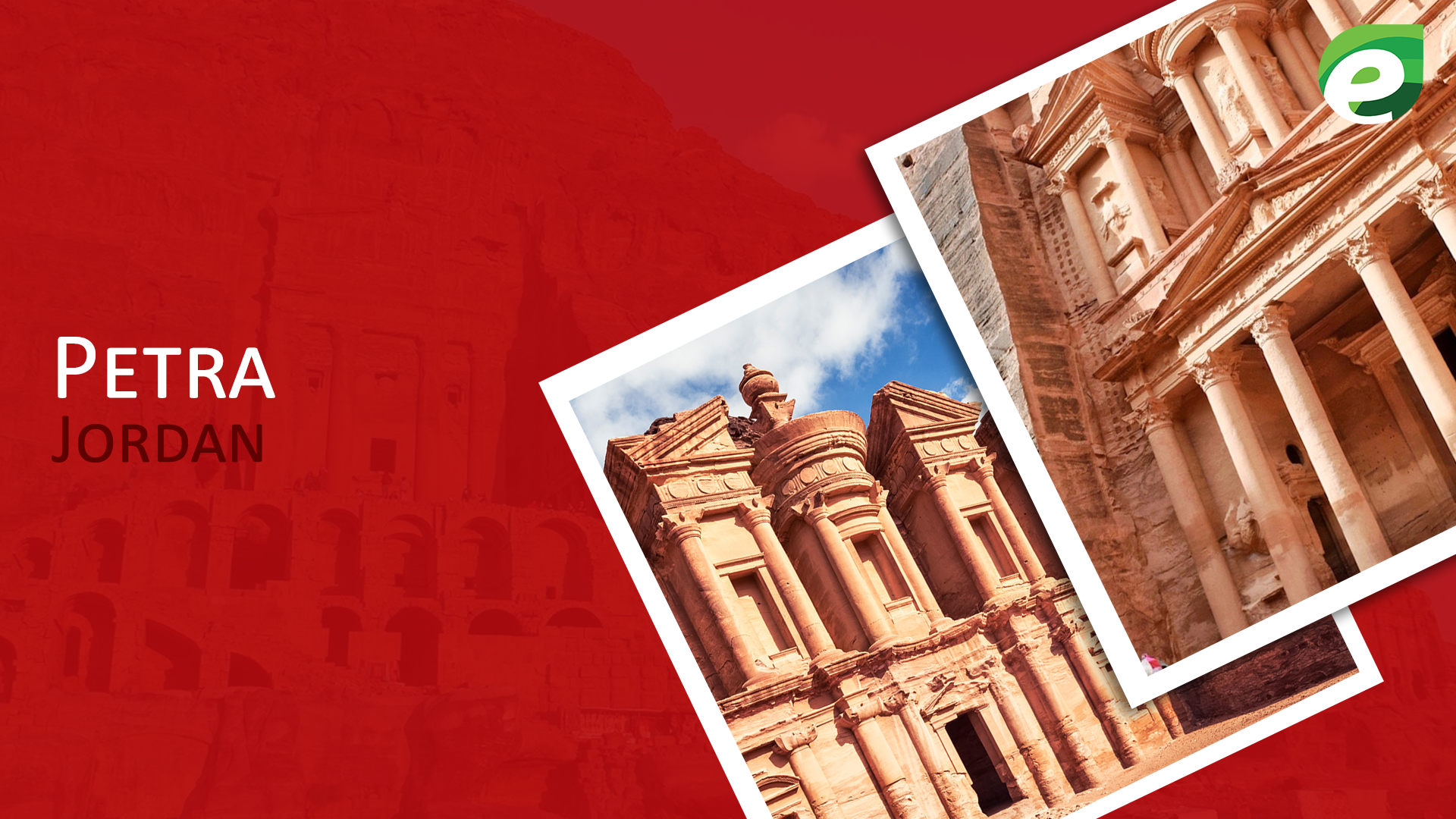 historical sites to visit- Petra