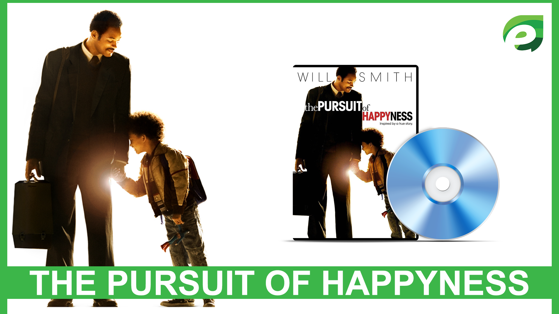 true story based movies- The Pursuit of Happpyness