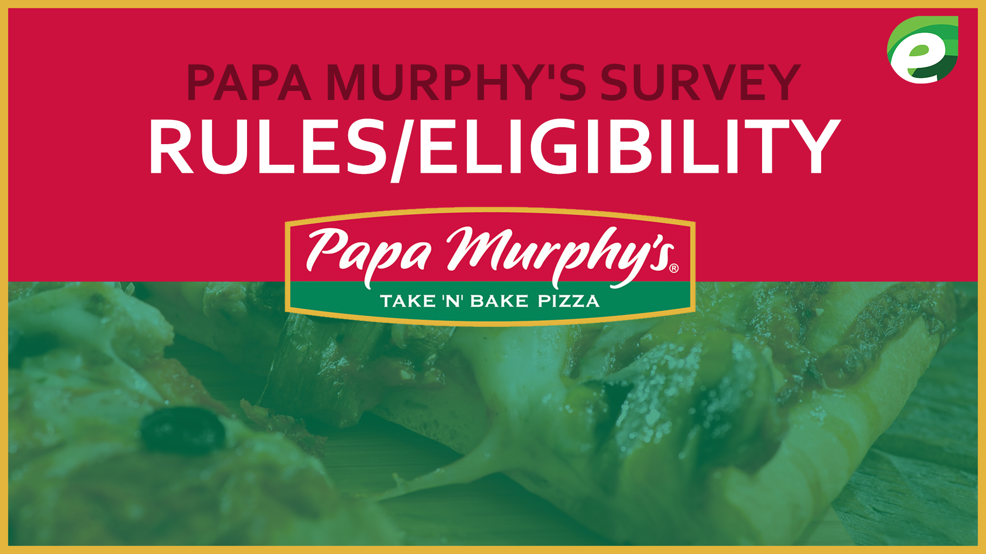 papa survey - rules /eligibility