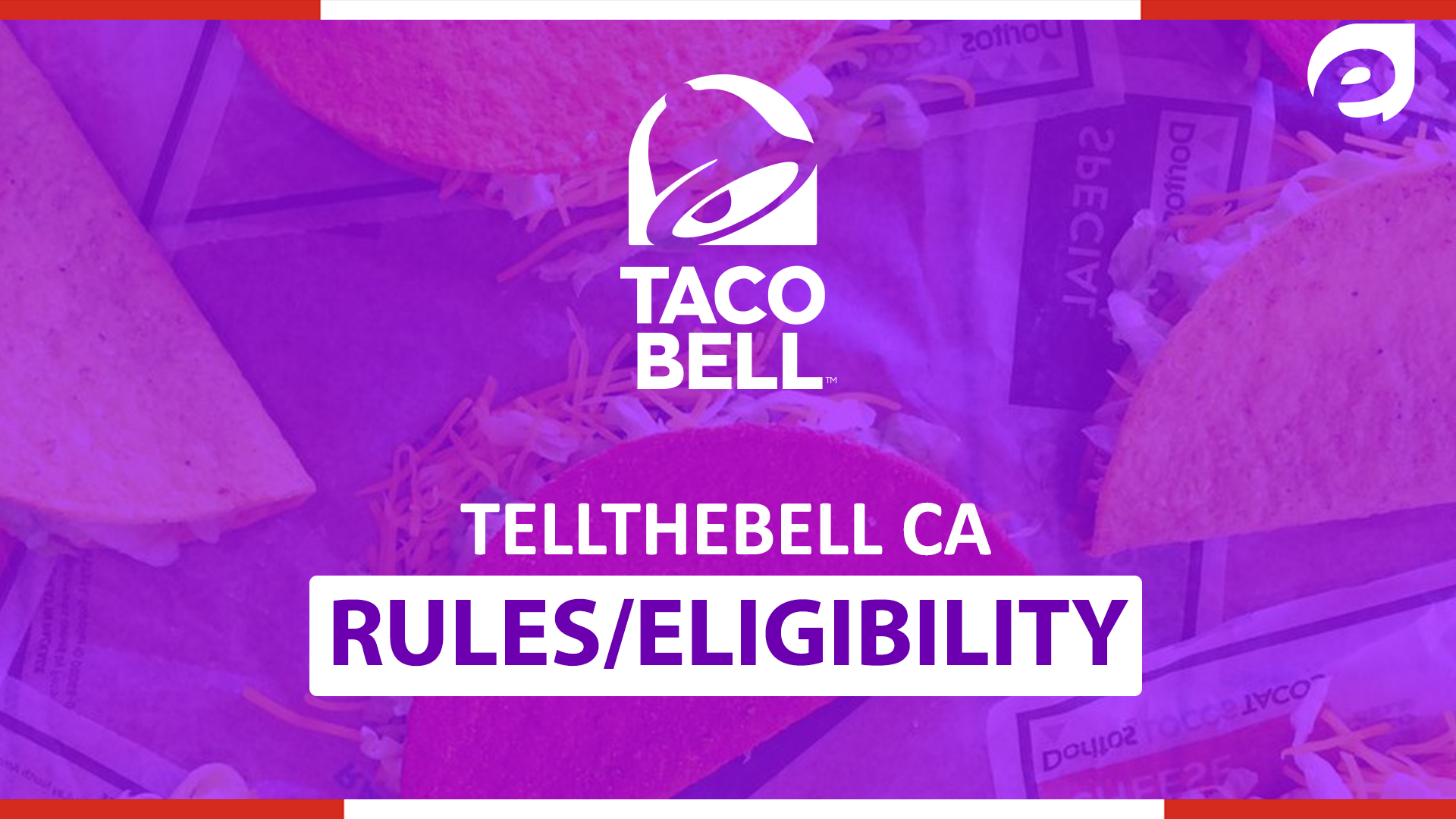 tellthebell ca - rules and eligibility