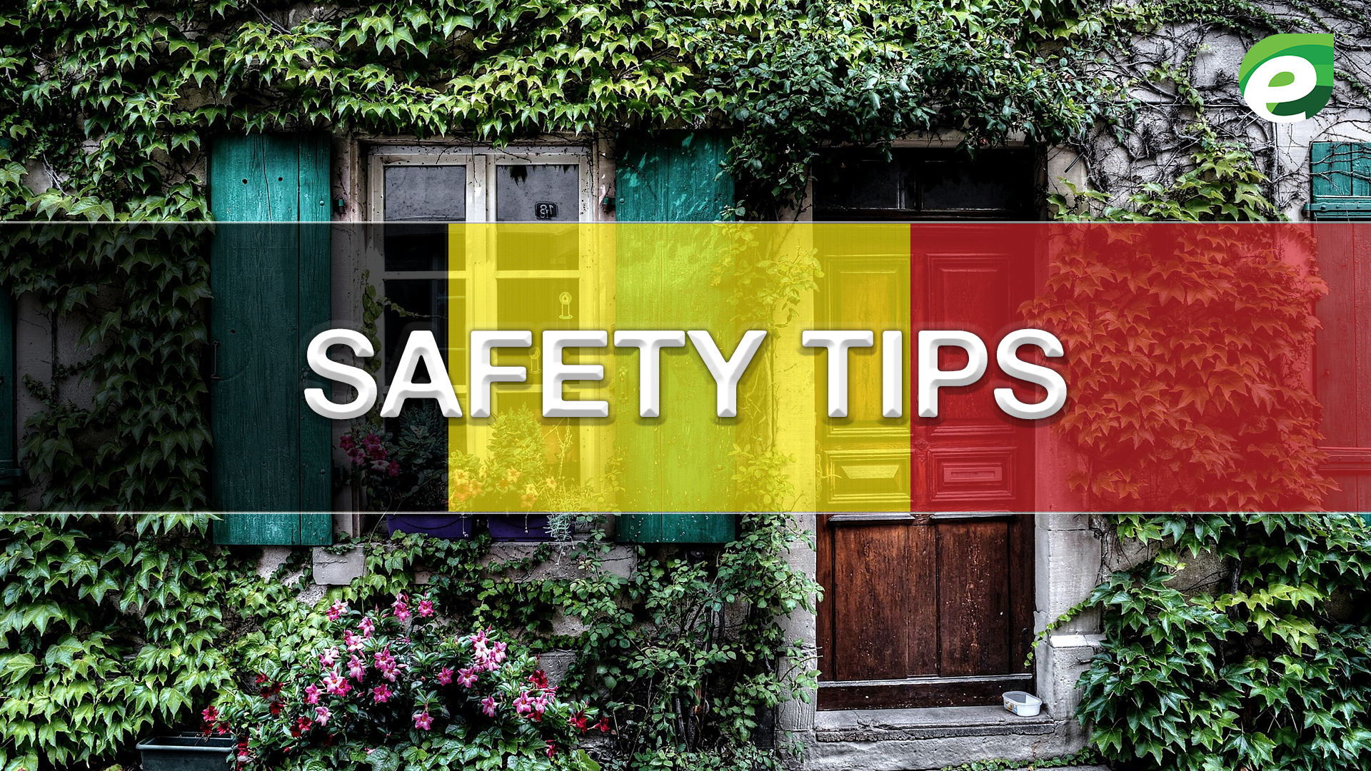 Belgium travel tips- safety tips