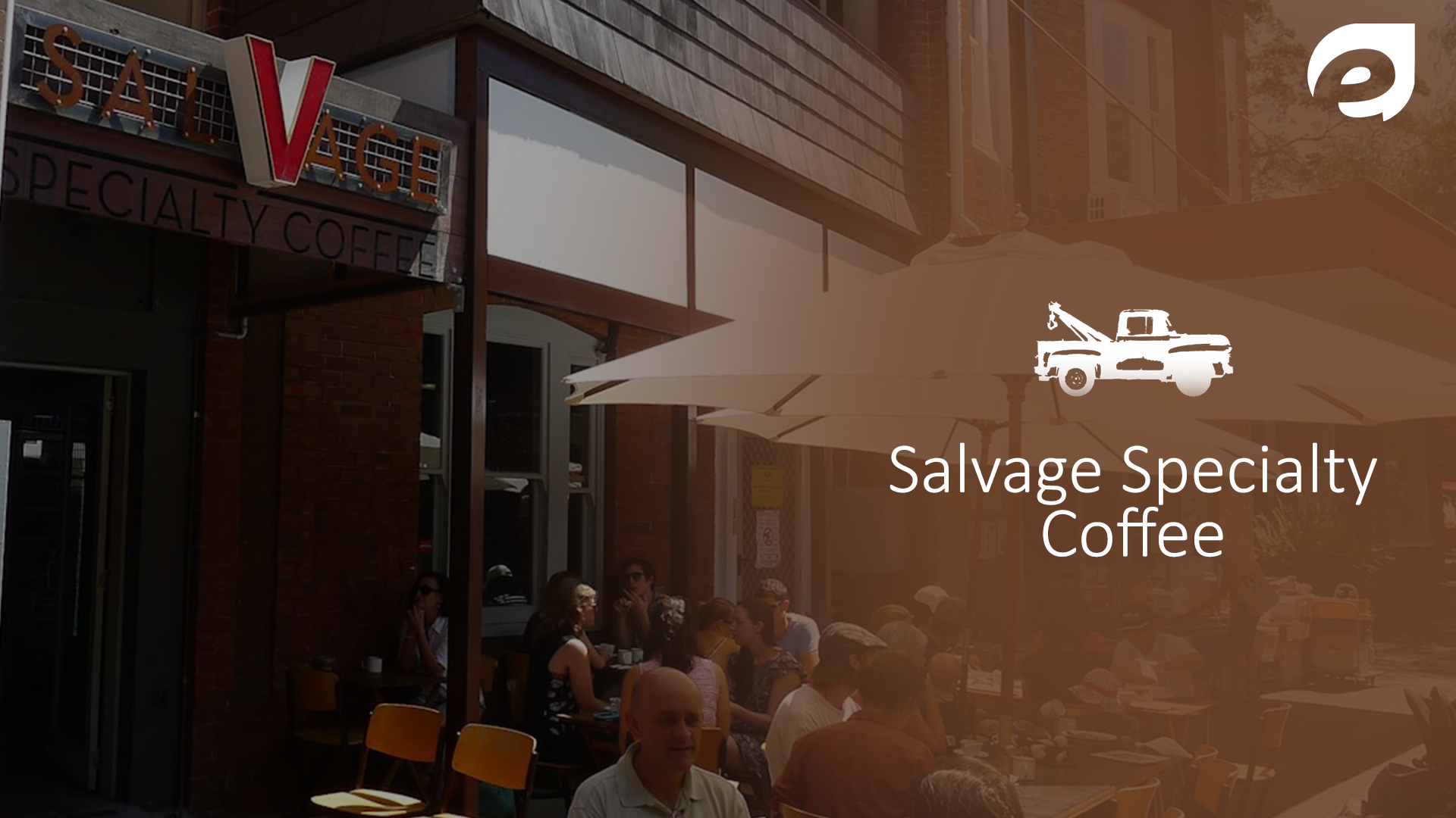 Best Coffee Cafes in Sydney- Salvage specialty coffee