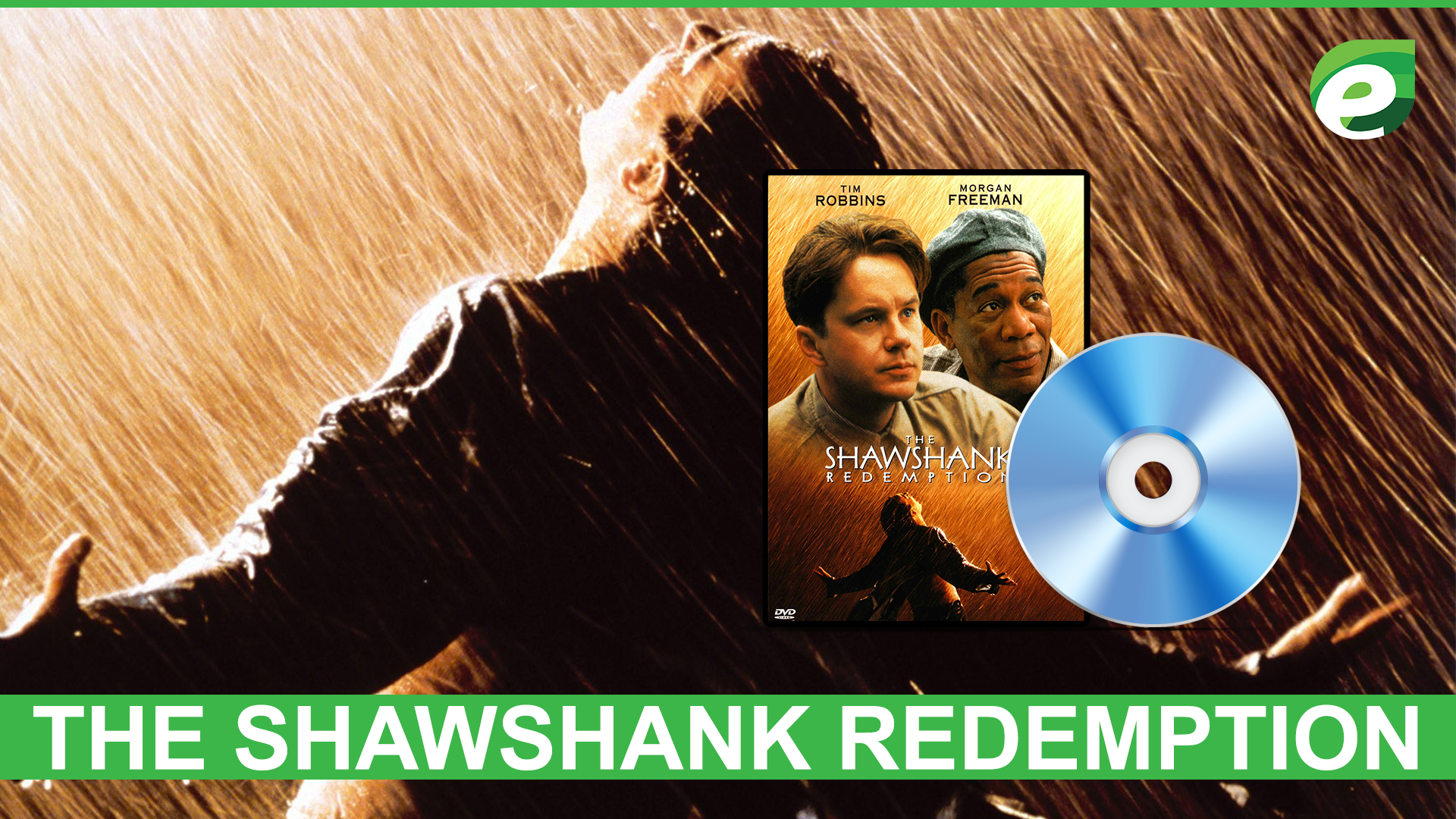 true story based movies- The Shawshank Redemption