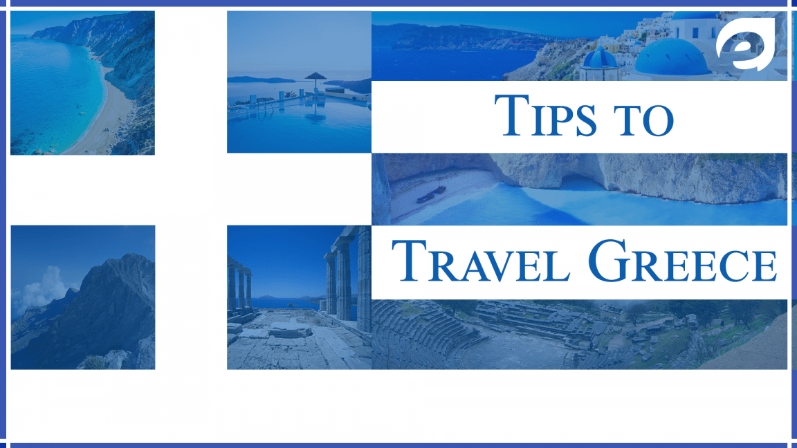 tips to travel Greece