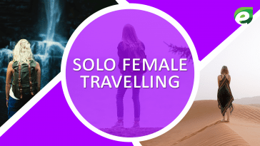 Solo female traveling- featured